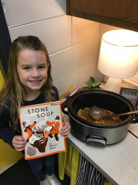 WDE Stone Soup