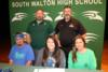 SWHS Student Signs with University of West Florida