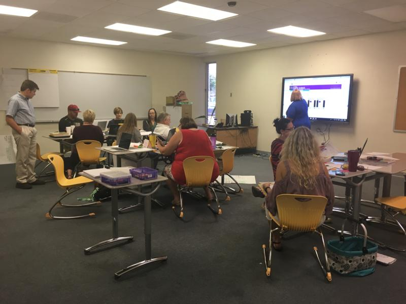 Science Teachers Dig Deep At Science Cap And Instructional Materials
